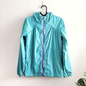 Columbia turquoise jacket